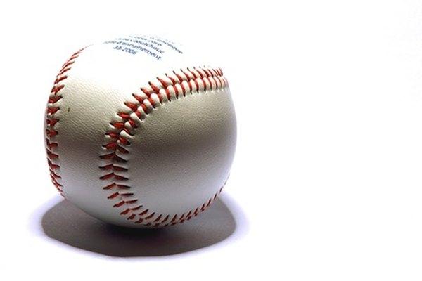 Bola de béisbol.