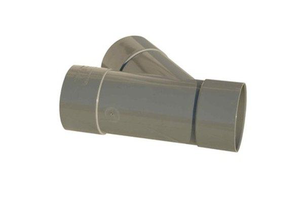Las grietas en tubos de PVC pueden ser reparadas.