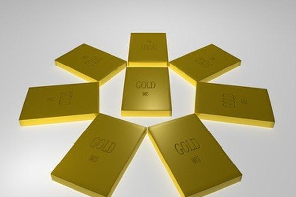 El oro es uno de los elementos con mayor densidad en la tabla periódica.