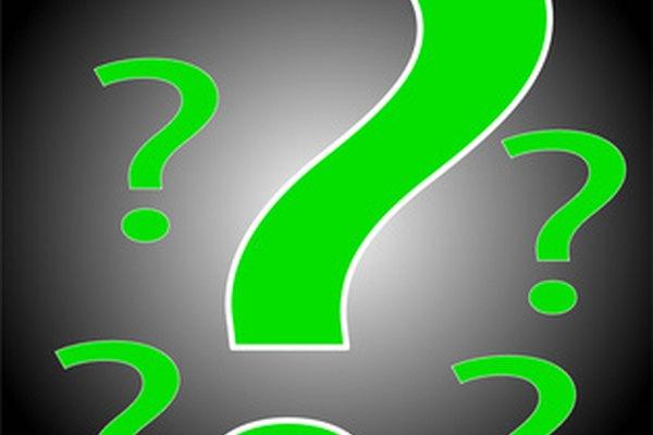 Las preguntas de investigación se usan frecuentemente en escalas nominal y ordinal.