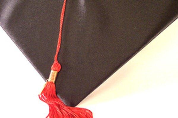 Algunos estudiantes excepcionales reúnen los requisitos para graduarse con honores.