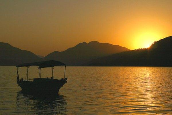 La luz pura del amanecer puede dar una fotografía desde mediocre hasta espectacular.