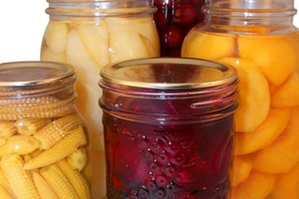 El envasado hermético preserva ciertos tipos de productos.