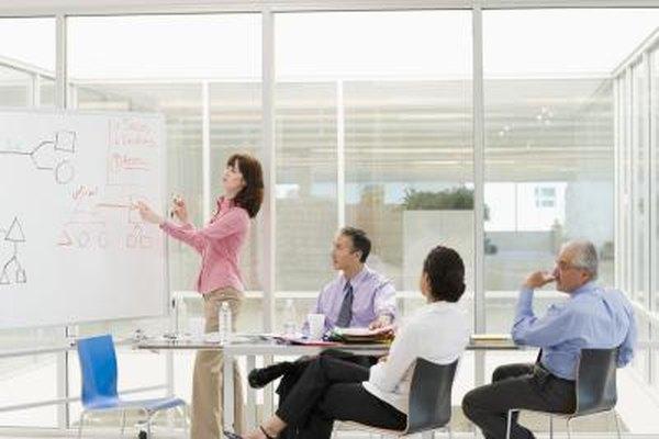 Las capacitaciones de liderazgo para grupos grandes o pequeños desarrolla gerentes y supervisores fuertes.