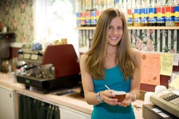 Donde Puede Encontrar Trabajo Un Adolescente Pequena Y Mediana