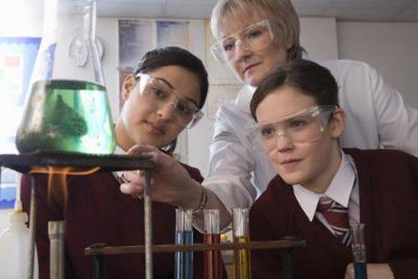 Los docentes IB están capacitados para enseñar un currículo riguroso.
