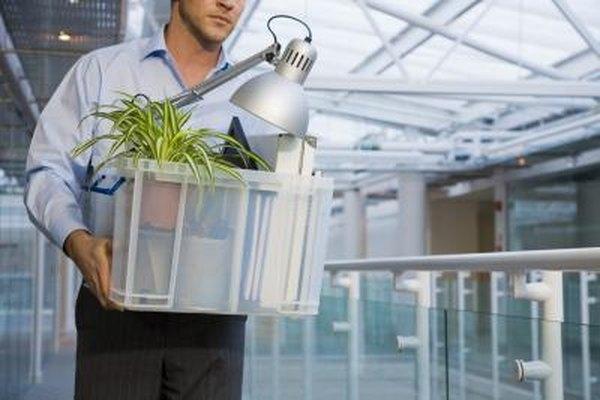 Los empleados contratados generalmente tienen alguna protección por la separación de empleo.