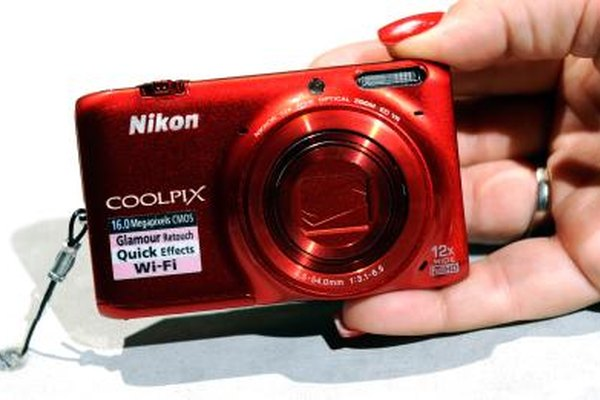 Nikon's Coolpix line features five cameras with Wi-Fi Connectivity.