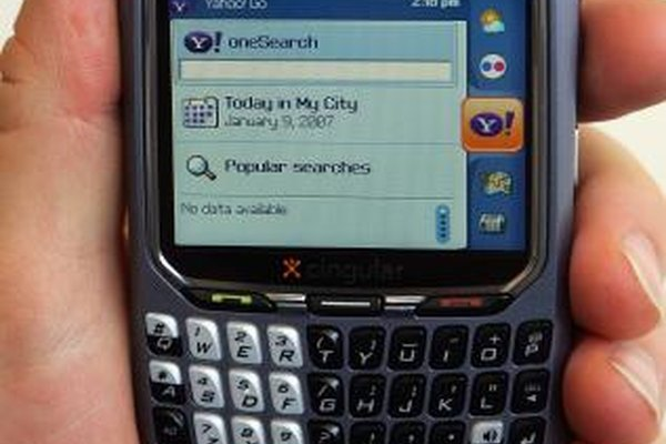 Your BlackBerry integrates well with Yahoo Mail and other services.