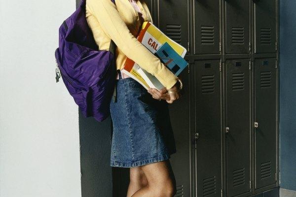 Los casilleros son una necesidad para los estudiantes.