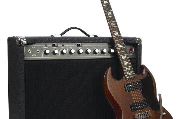 Los amplificadores vienen en muchos estilos y tamaños.