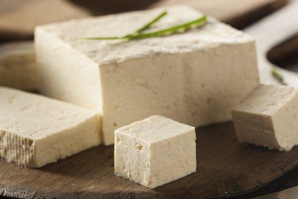 Organic Raw Soy Tofu