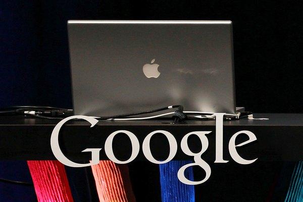 Apple y Google son las compañías más importantes en el mundo de la tecnología.