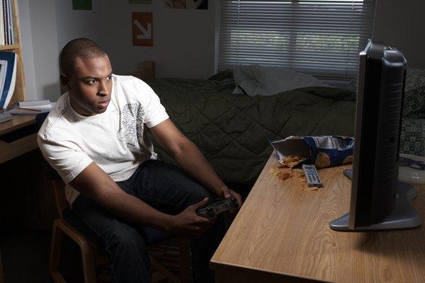 La Xbox 360 es una consola de videojuegos de alta tecnología.