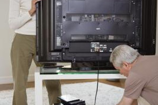 Caring for your rear-projection TV can be done in your own home.