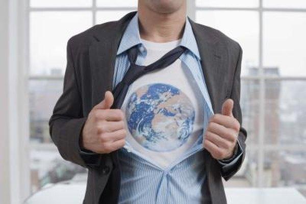 Con Internet y los teléfonos sin fronteras, las organizaciones fácilmente desafían problemas geográficos que enfrentan las empresas.