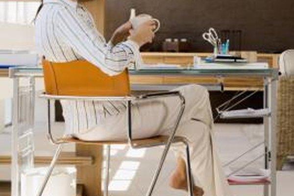 La organización es la clave para tener una oficina eficiente y cómoda en el hogar.