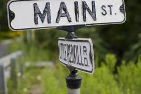 Muchos negocios pueden florecer en una ciudad pequeña.