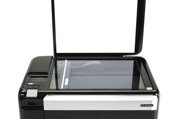 Una impresora multifunción.