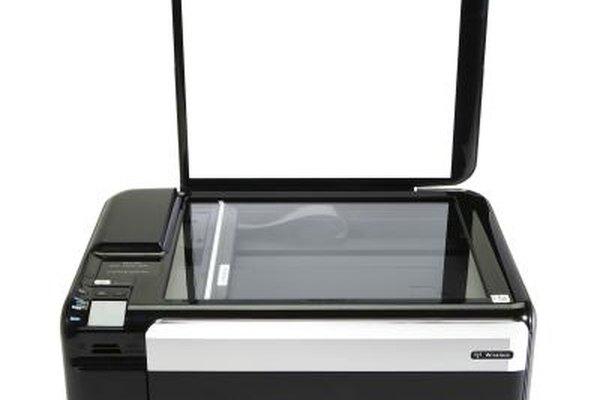 Las impresoras todo-en-uno ofrecen un ahorro de espacio.