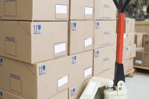 Los estrategas de inventario deben vigilar los artículos que las empresas tienen de cerca.