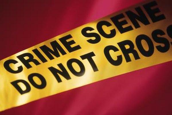 Las regulaciones pertinentes a las empresas de limpieza de escenas del crimen es muy laxa.