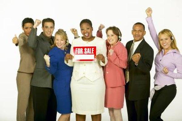 Los sistemas de comisión son comunes en muchos puestos de ventas.