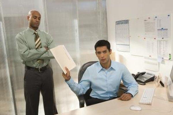 Permanece en calma incluso cuando estés en desacuerdo con tu empleador.