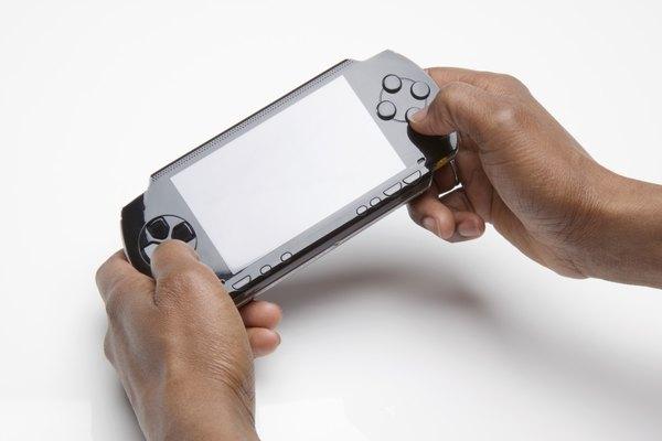 Cómo arreglar las teclas de una PSP.