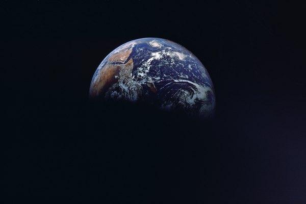 El terrestre es uno de los tres ecosistemas del planeta.
