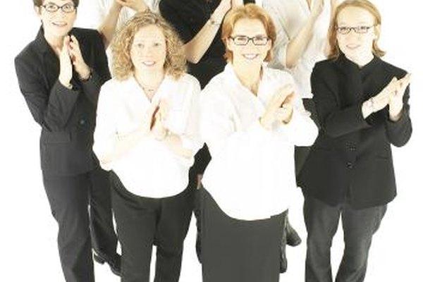 Las evaluaciones de desempeño de los empleados le dan al empleador un vistazo de la productividad y calidad del trabajo dentro de la empresa.