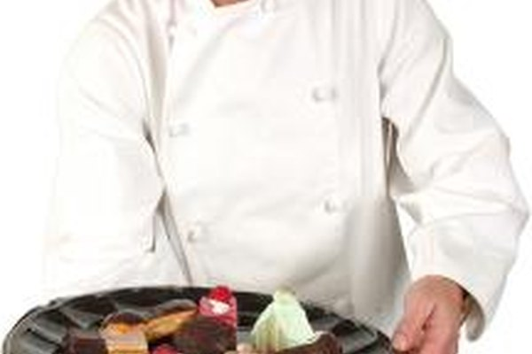 Los cocineros pueden especializarse en una variedad de cocinas.