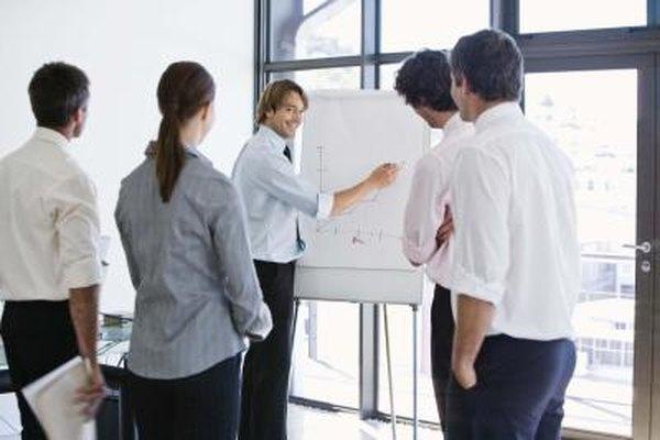 Comienza tu plan de trabajo corporativo con una declaración de objetivos fundamentales.
