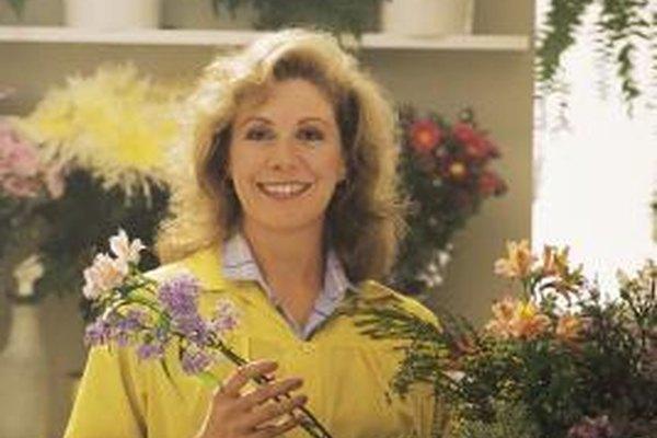 Muchos diseñadores de arreglos florales disfrutan del empleo, pero sufren de estrés en ciertos momentos.