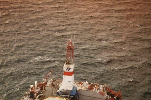 La vida en una plataforma petrolera puede ser exigente.