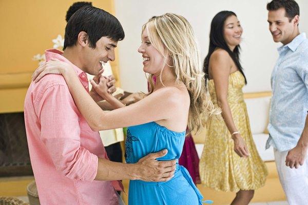 Baile de pareja.