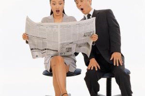 Los anunciantes necesitan captar la atención del lector rápidamente.