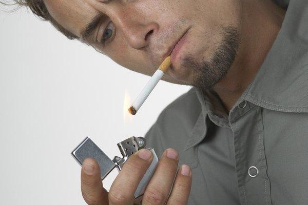 Cigarrillo.