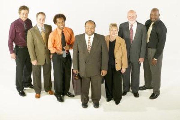El presidente de una compañía es responsable del desempeño general de una empresa.