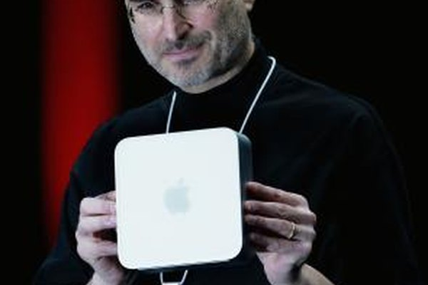The Mac Mini model has been in production since 2005.