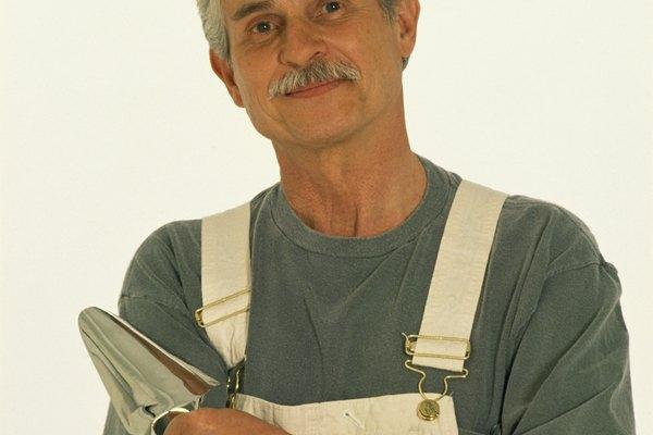 Los albañiles usan ácido muriático para limpiar los ladrillos y las superficies.
