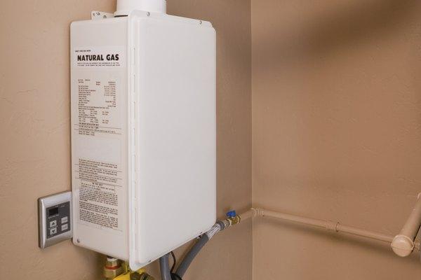 Es esencial enjuagar los sedimentos e impurezas de un calentador.