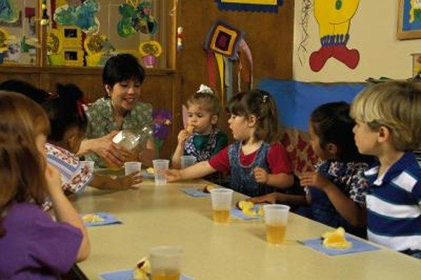El personal de una guardería debe proporcionar un entorno saludable para los niños.