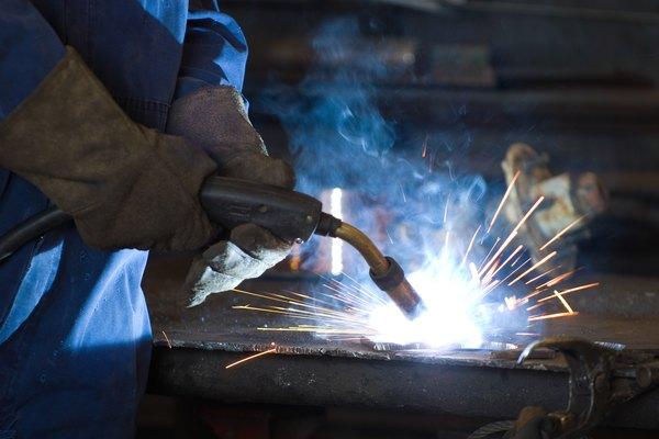 El soldado de metal con bronce le genera menos estrés a los metales que el fundido tradicional.