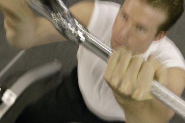 Supón que quieres averiguar el promedio de flexiones de brazos que puede hacer un marino.