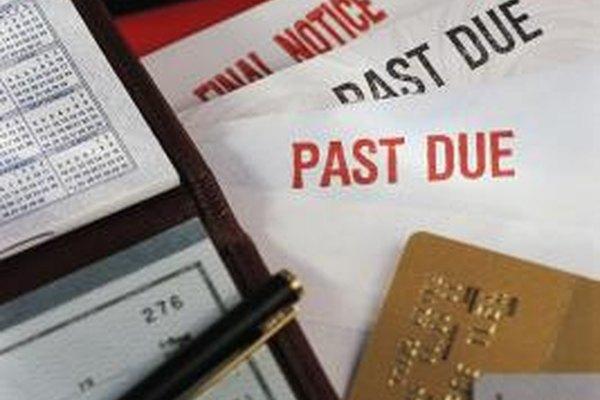Los contadores utilizan procedimientos contables para reconciliar cuentas no cobrables.