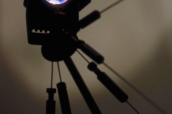 Controla el brillo de una luz utilizando el controlador DMX.