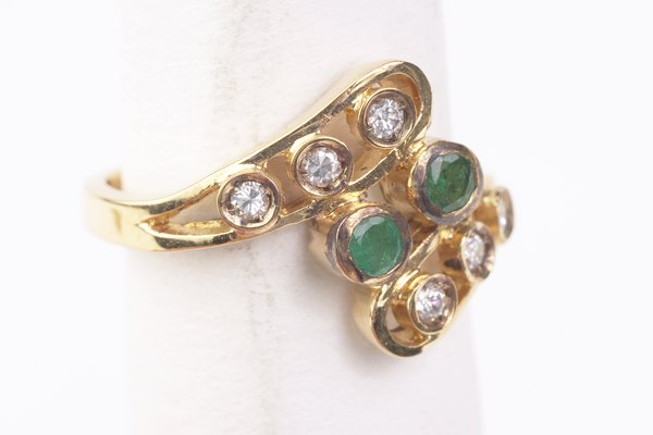 Las esmeraldas de mejor calidad sobre la Tierra se extraen de Colombia en Sudamérica.