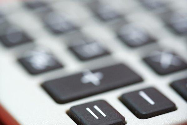 Una calculadora puede ayudarte a calcular tu promedio general de calificaciones.