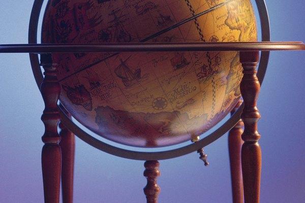El Trópico de Capricornio representa divisiones de varias clases presentes en nuestro planeta.